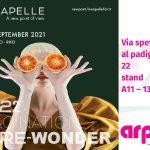 Arpex trade fair 22 – 24 September – Lineapelle Milano